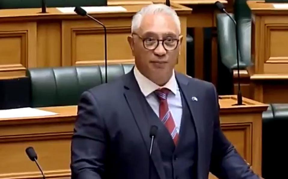 (+VIDEO) Sismo irrumpe sesión en Parlamento deNueva Zelanda