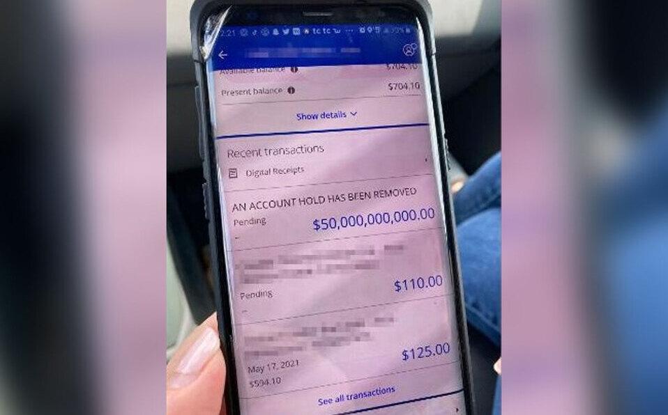 Familia recibió 50 mil millones de dólares por error de un banco. (Foto: Chase Bank)