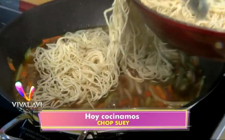 (+VIDEO) ¡Qué rico! Aprenda a hacer Chop Suey