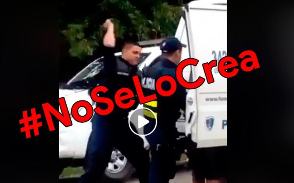 (+VIDEO) #NoSeLoCrea: Desmienten vídeo en redes sociales relacionado con huelga