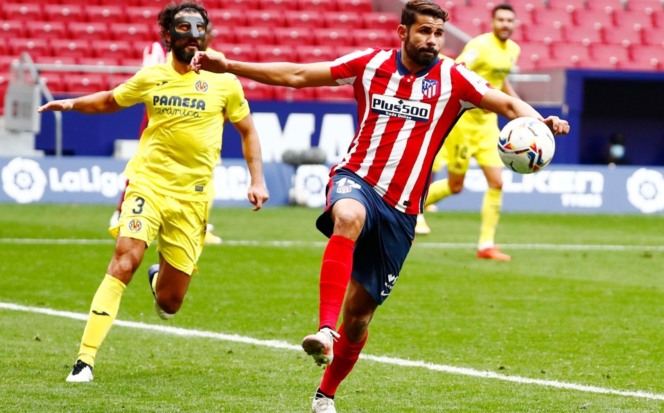 Atlético de Madrid vuelve a empatar sin goles