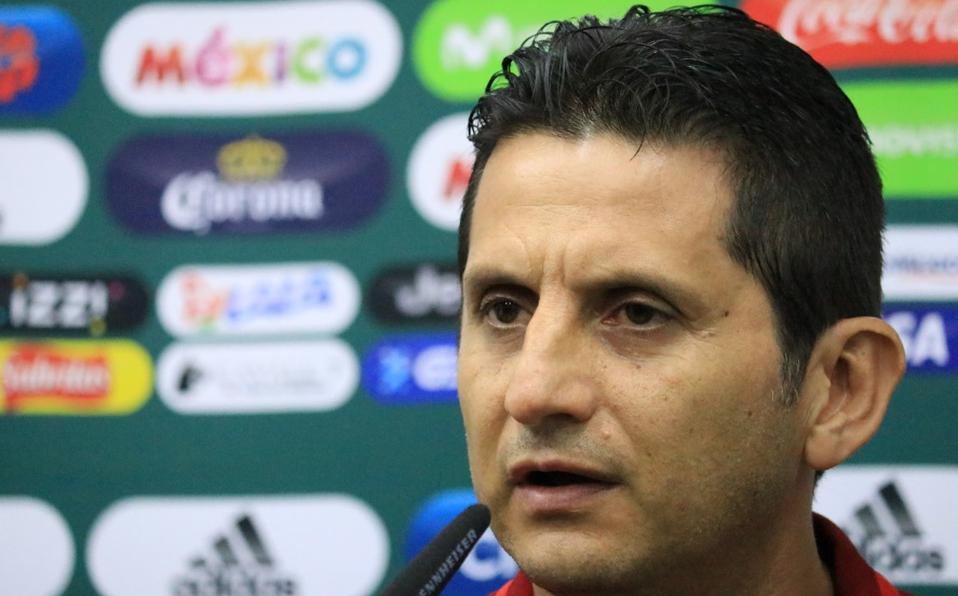 Ronald González jugará sin temores anteColombia