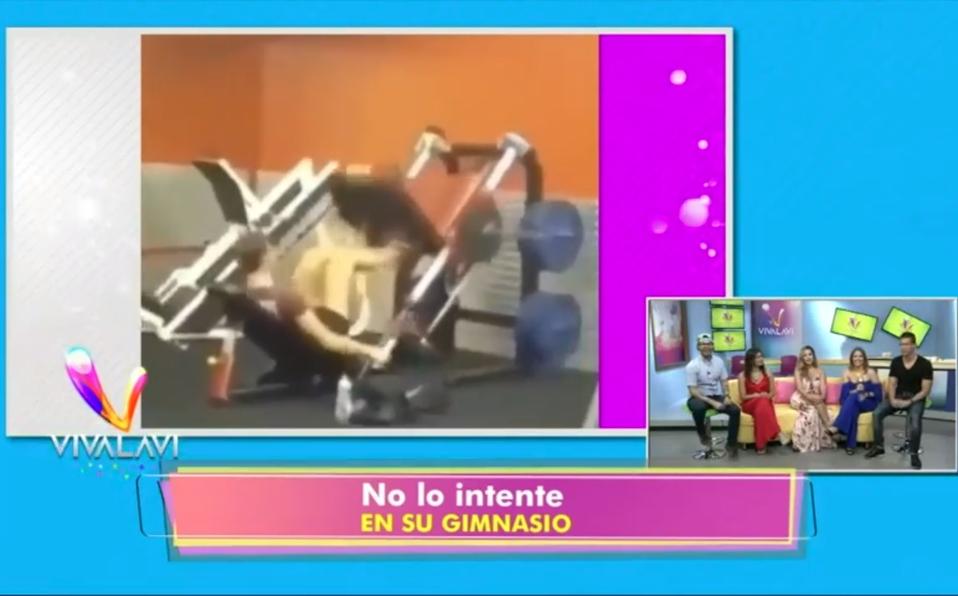 (+VIDEO) Una rutina de ejercicio extrema