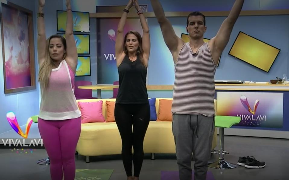 (+VIDEO) Disfrute de los beneficios de Yoga en casa