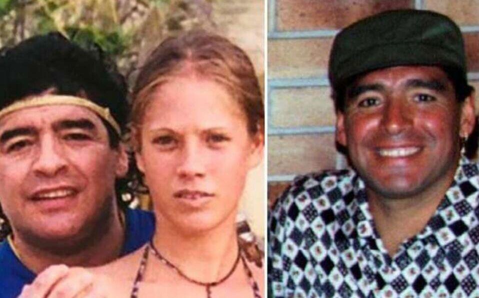 La historia del romance entre Diego Maradona y una joven de 17 años. (Foto: Archivo)