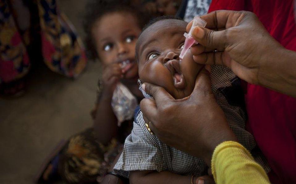 Nuevo brote de polio en Sudán está causado por vacuna: ONU