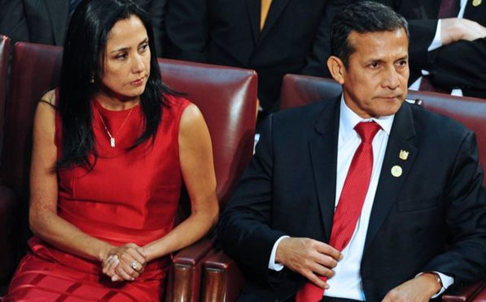 Piden prisión preventiva contra expresidente peruano Ollanta Humala
