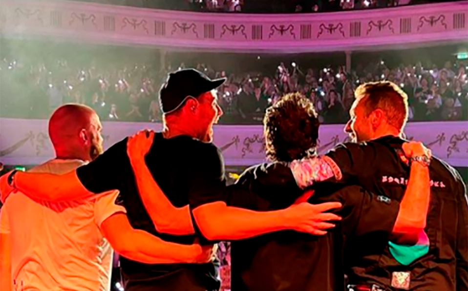 Coldplay visitaría Costa Rica en nueva gira mundial (VIDEO)