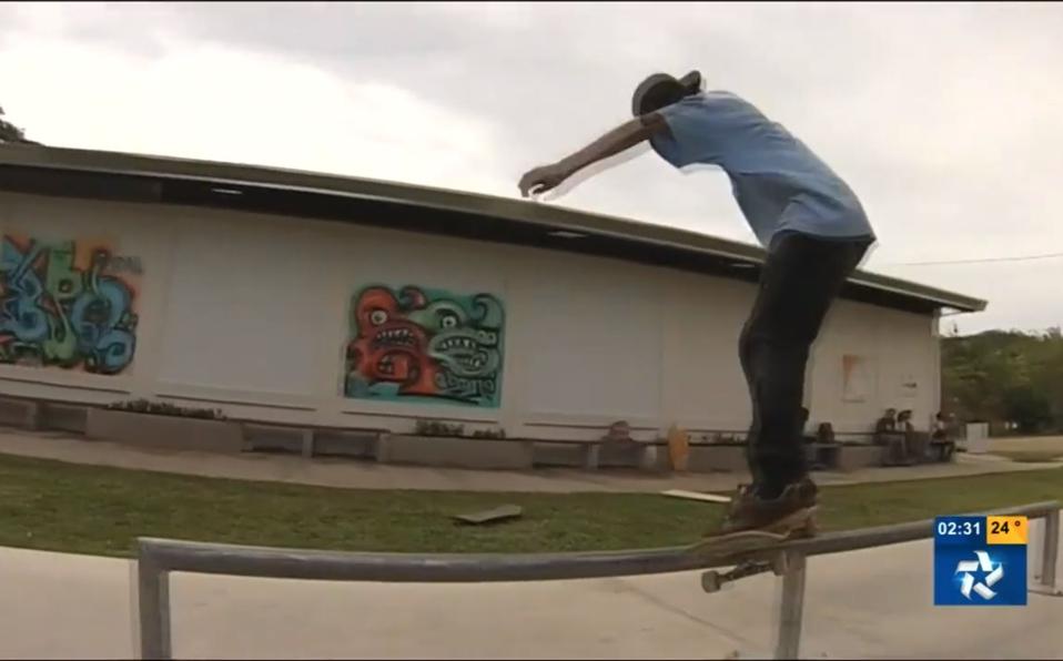 (+VIDEO) Parque la Libertad abre espacios para iniciarse en el deporte