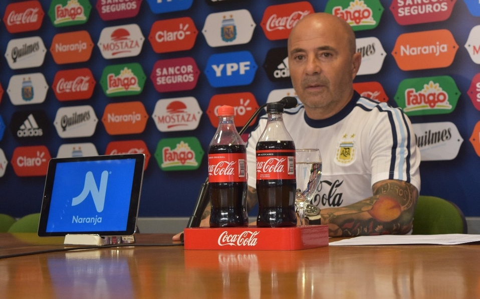 Foto: Twitter Selección Argentina