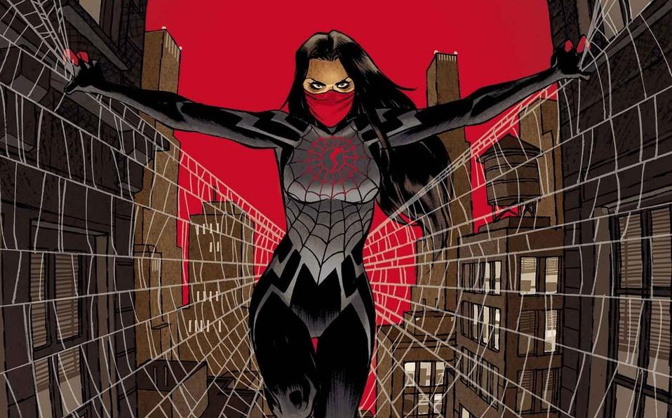 Silk es un personaje de los cómics de Spider-Man. | Marvel Comics