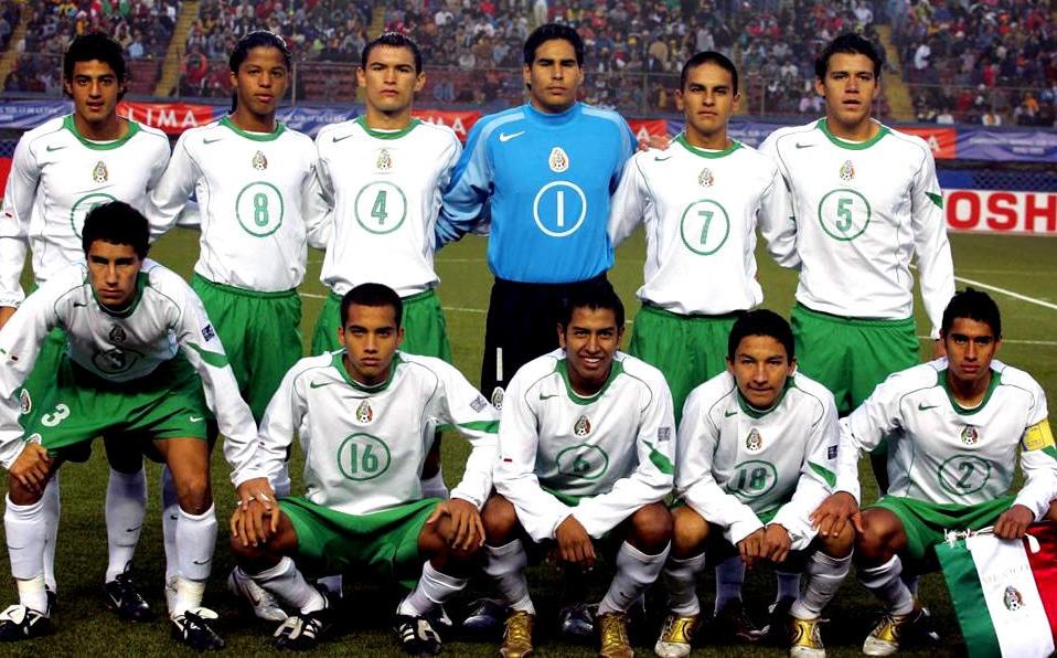 Un día como hoy de hace 15 años, México se coronó en el Mundial Sub-17