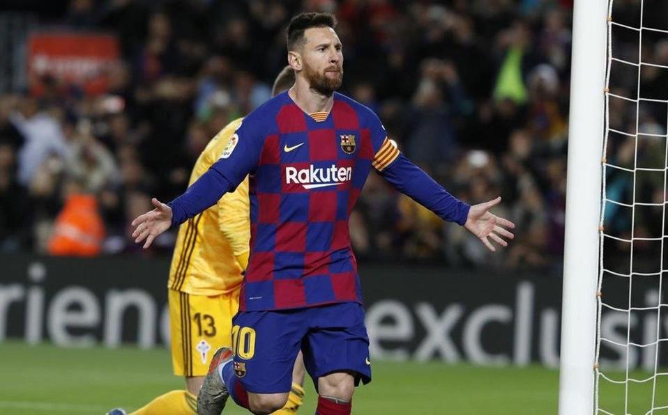 Reportan en Argentina que Messi se queda en Barcelona