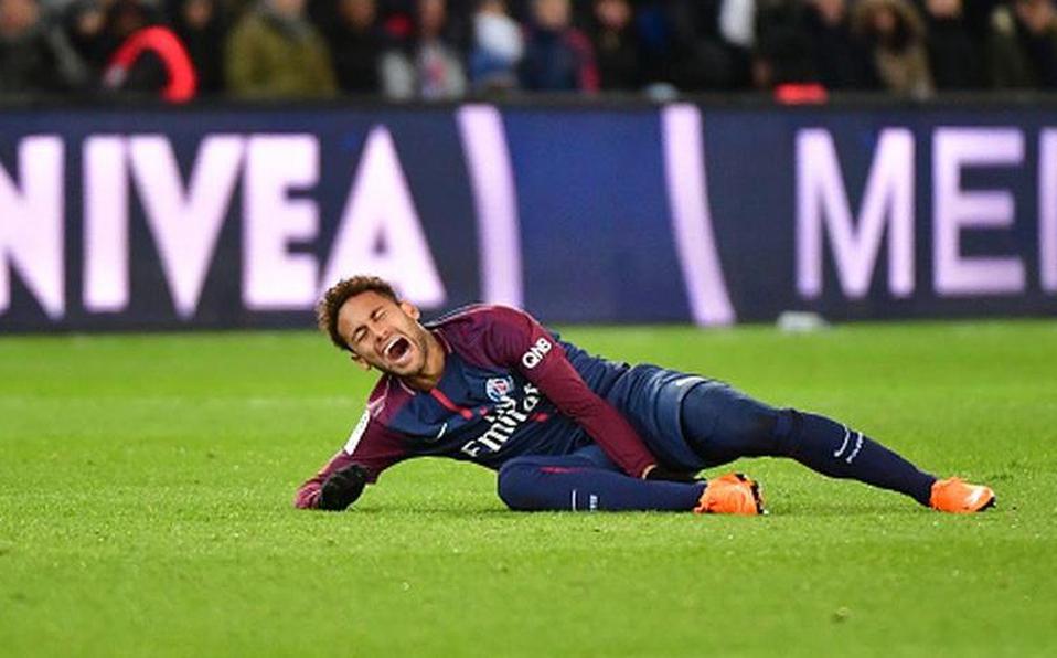 Neymar llegará con lo justo al Mundial