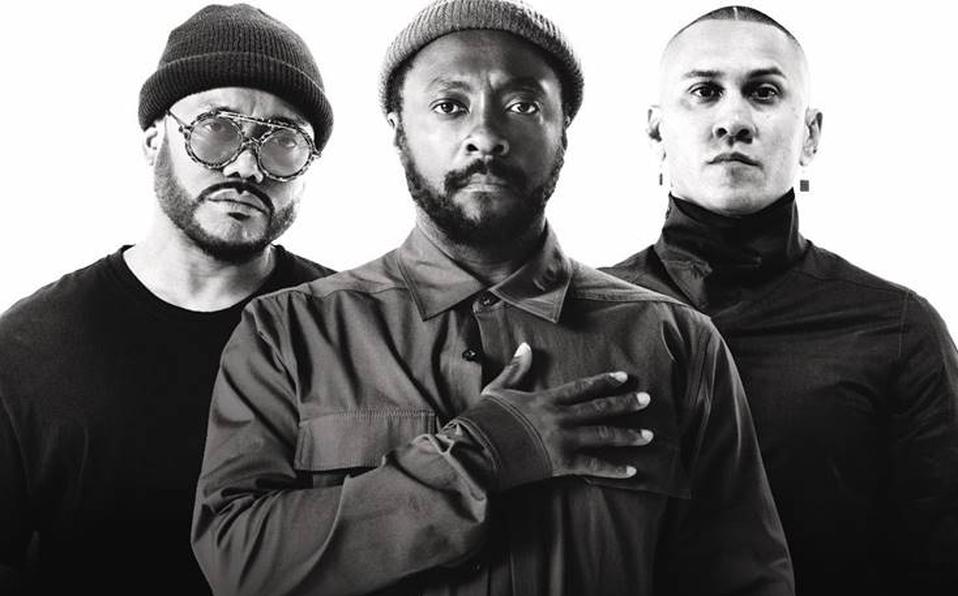 ¡Irreverentes! Black Eyed Peas anuncia su nuevo álbum