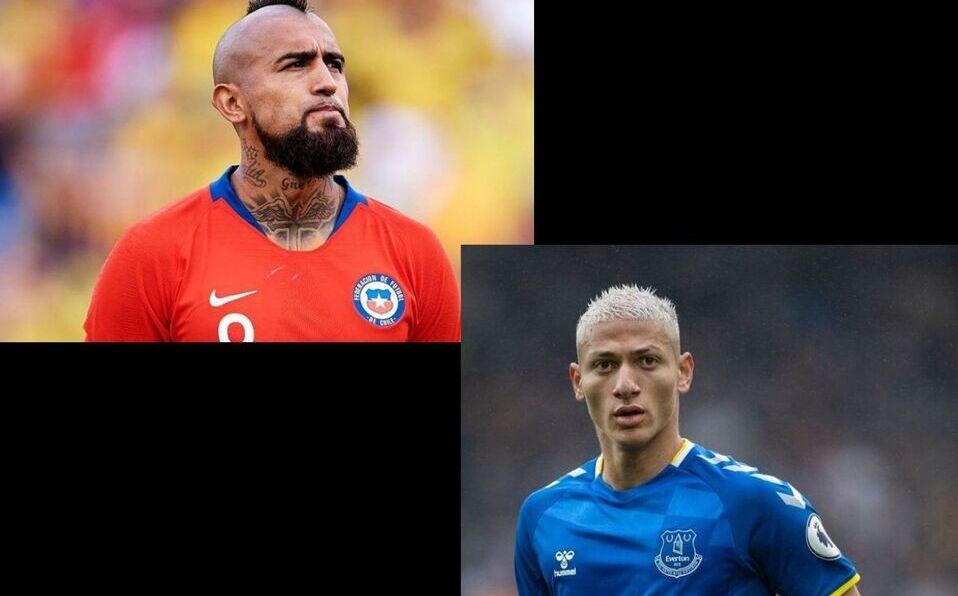 Ambos futbolistas publicaron cometarios en redes sociales. (Foto: Cortesía)