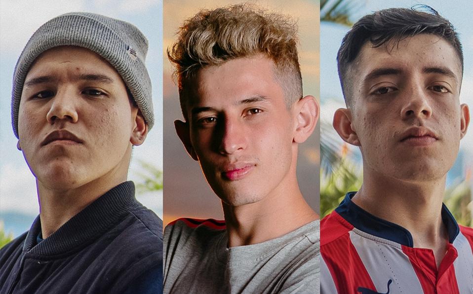 P8, SNK y Gabo ya estan clasificados a la final nacional 2021. (Foto: Redbull Costa Rica)