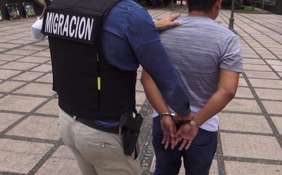 Foto: Prensa Migración.