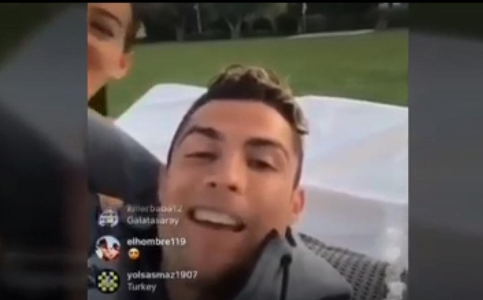 (+VIDEO) La sorprendente confesión de Cristiano Ronaldo
