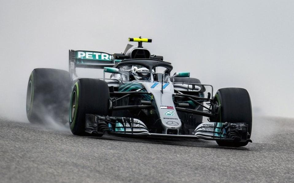 Hamilton el más rápido en prácticas libres para GP de EEUU