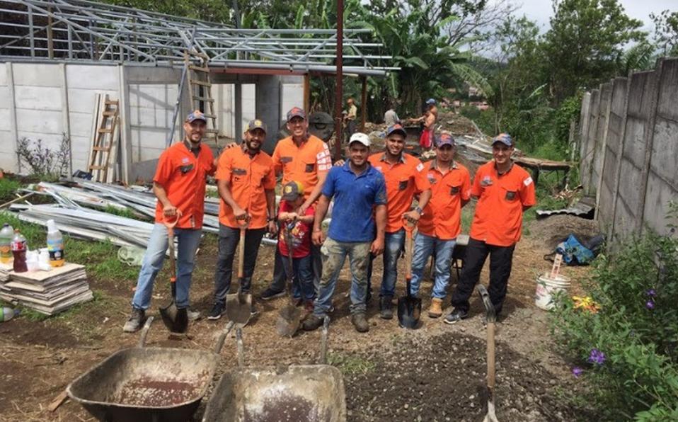 (+VIDEOS) Asociación apoya hogares en situación devulnerabilidad
