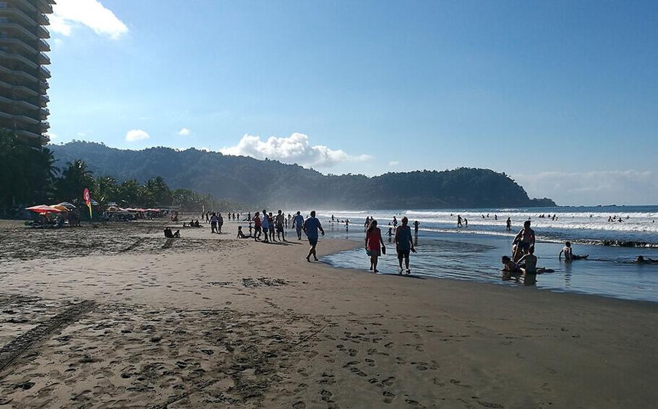 Las playas son uno de los atractivos más importantes para los turistas. (Foto: goplaya.cr)