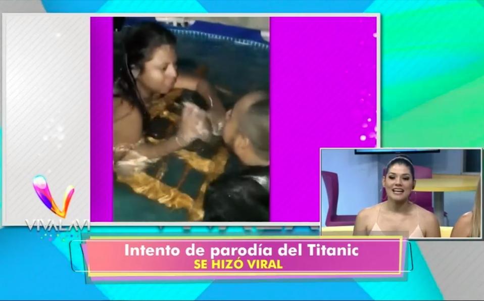 (+VIDEO) Esta es la nueva versión del Titanic