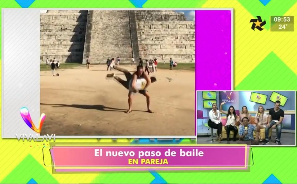 (+VIDEO) Este es el baile revolucionario en México