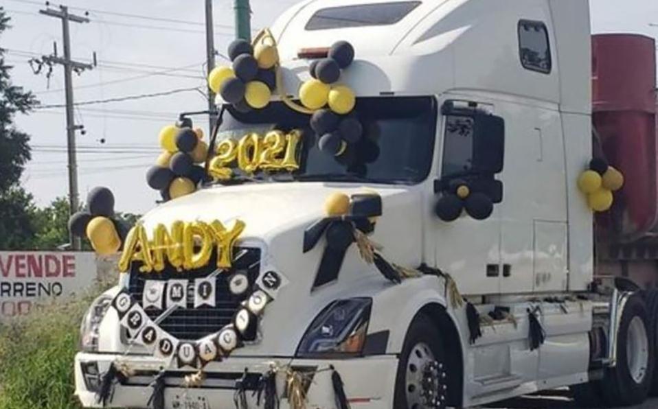 El hecho se presentó en Tamaulipas, México. (Foto: Cortesía)