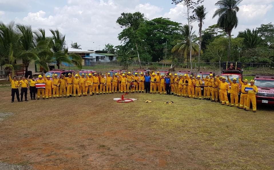 Gobierno de Nicaragua rechazó apoyode bomberos costarricenses